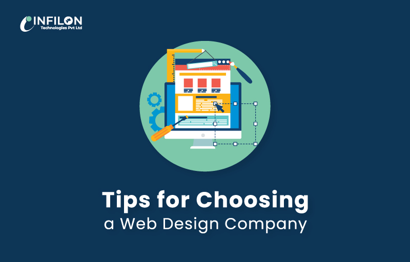 Tips For Choosing A Website Design Company