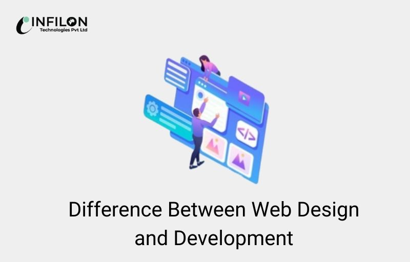 Difference Between Web Design and Development