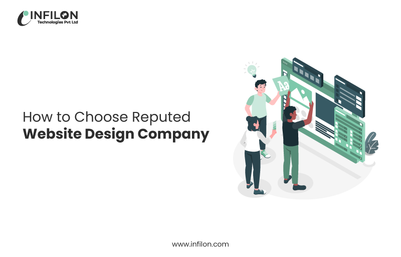 How To Choose Reputed Website Design Company