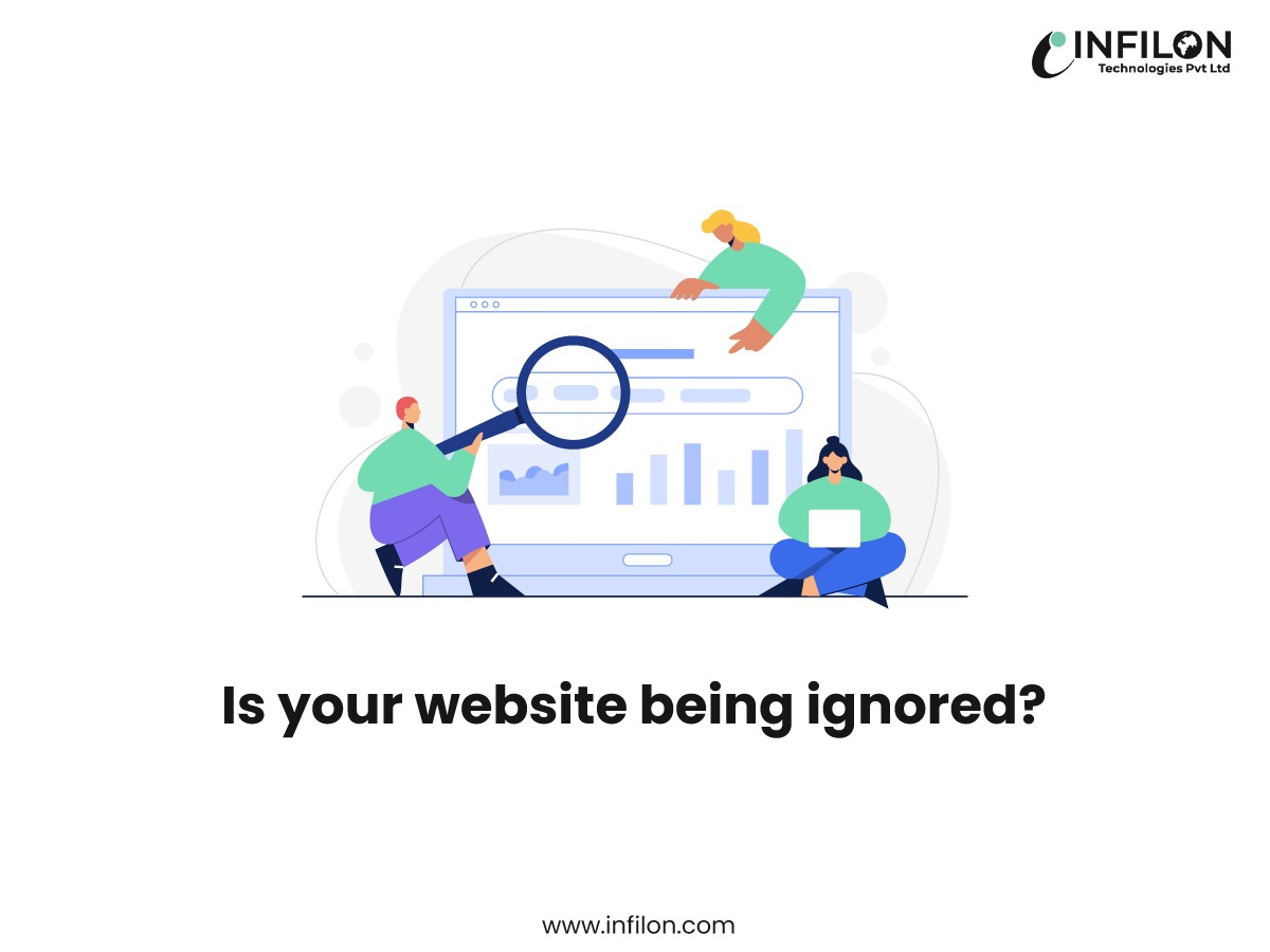 Is your website being ignored?